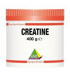 Sportvoeding SNP Creatine puur 400 gram kopen