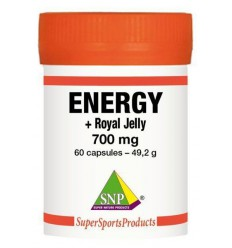 SNP Energy 700 mg 60 capsules | € 38.99 | Superfoodstore.nl