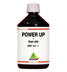 SNP Power up 500 ml | € 51.90 | Superfoodstore.nl