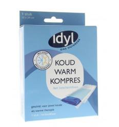 Idyl Koud warm kompres 12 x 29 cm | Superfoodstore.nl