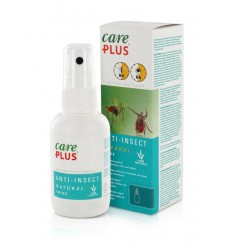 Care Plus Anti insect natural spray 60 ml | Superfoodstore.nl