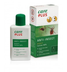 Care Plus Deet lotion 50% 50 ml | Superfoodstore.nl