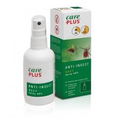 Care Plus Deet spray 40% 60 ml   Superfoodstore.nl