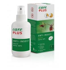 Care Plus Deet spray 40% 200 ml | Superfoodstore.nl