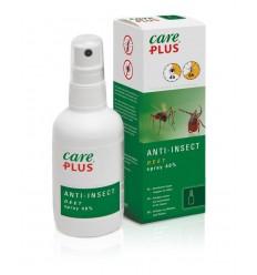 Care Plus Deet spray 40 100 ml   Superfoodstore.nl