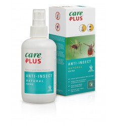 Care Plus Anti insect natural spray 200 ml | Superfoodstore.nl