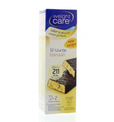 Weight Care Maaltijdreep banaan 116 gram | Superfoodstore.nl