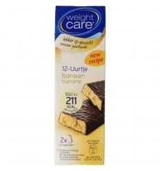 Maaltijdvervangers Weight Care Maaltijdreep banaan 116 gram