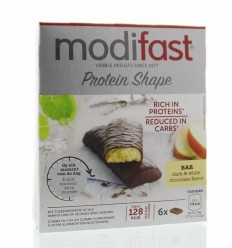 Modifast Protein Shape pure & witte chocolade 6 x 31 gram |