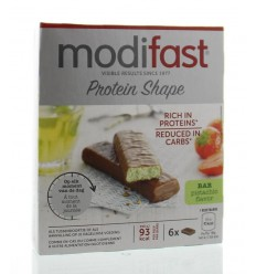 Modifast Protein shape reep chocolade/pistache 162 gram | € 7.00 | Superfoodstore.nl