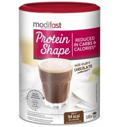 Modifast Protein shape milkshake chocolade 540 gram |