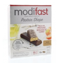 Modifast Protein shape reep chocolade 162 gram |