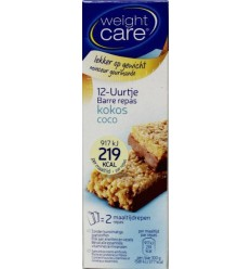 Weight Care Maaltijdreep kokos 116 gram | Superfoodstore.nl