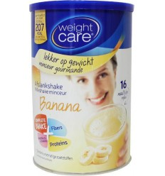 Weight Care Afslankshake banaan 436 gram | Superfoodstore.nl