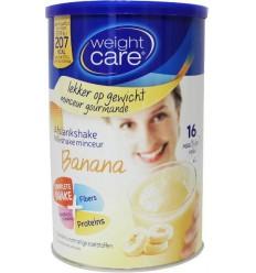 Maaltijdvervangers Weight Care Afslankshake banaan 436 gram