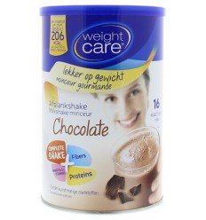 Weight Care Maaltijd+ choco 436 gram | Superfoodstore.nl