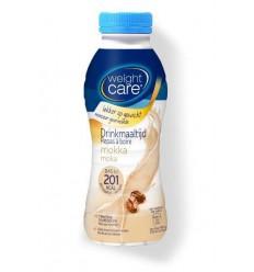 Maaltijdvervangers Weight Care Drink mokka 330 ml kopen