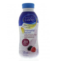 Maaltijdvervangers Weight Care Drink yoghurt & bosvruchten 330