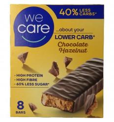 Repen Weight Care Tussendoortje chocola & hazelnoot 8 stuks