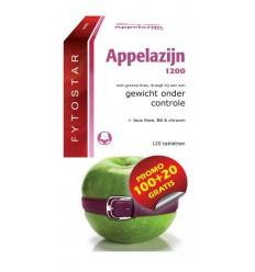 Fytostar Appelazijn 1200 maxi 120 tabletten | Superfoodstore.nl