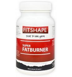 Fitshape Super fatburner 45 capsules   Superfoodstore.nl