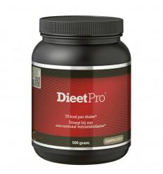 Dieet Pro Dieet pro cappucino 500 gram | Superfoodstore.nl
