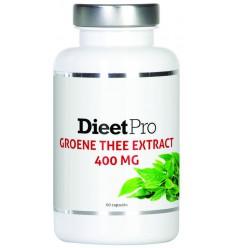 Dieet Pro Groene thee capsules 60 capsules | Superfoodstore.nl