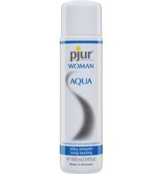 Pjur Woman aqua personal glijmiddel 100 ml | Superfoodstore.nl