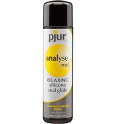 Pjur Analyse me relaxing silicone gel glijmiddel 100 ml |