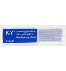 K Y K-Y Steriele lubricant gel 82 gram | Superfoodstore.nl