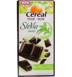 Cereal Chocolade tablet puur 85 gram | Superfoodstore.nl