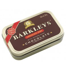 Barkleys Chocolate mints mint 50 gram | Superfoodstore.nl