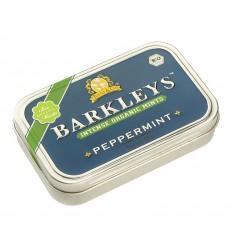 Barkleys Organic mints pepppermint 50 gram | Superfoodstore.nl