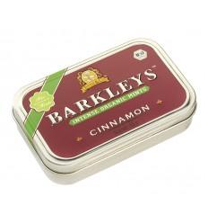 Barkleys Organic mints cinnamon 50 gram | Superfoodstore.nl