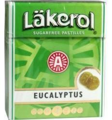 Lakerol Eucalyptus 23 gram | Superfoodstore.nl