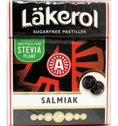 Suikervrij Snoep Lakerol Salmiak 23 gram kopen