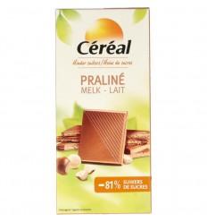 Cereal Tablet praline maltitol 100 gram | Superfoodstore.nl