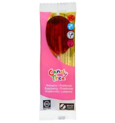 Candy Tree Frambozen lollie | € 0.64 | Superfoodstore.nl