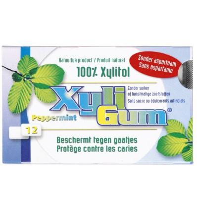 Xyligum Peppermint 15 gram | € 1.20 | Superfoodstore.nl
