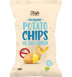 Trafo Chips zonder zout 125 gram | € 1.56 | Superfoodstore.nl