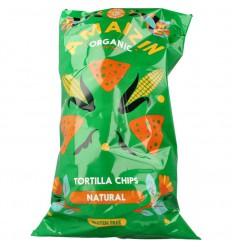 Amaizin Corn chips bio natural 250 gram | Superfoodstore.nl