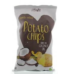 Trafo Chips kokosolie gebakken 100 gram | € 1.95 | Superfoodstore.nl