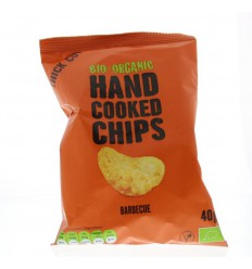 Trafo Chips handcooked barbecue 40 gram | € 0.75 | Superfoodstore.nl