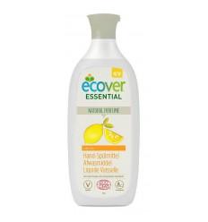 Ecover Essential afwasmiddel citroen 500 ml | Superfoodstore.nl