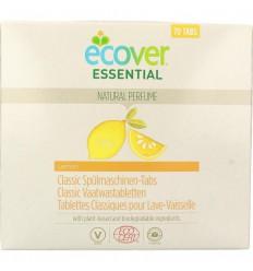 Ecover Essential vaatwastabletten 70 stuks | Superfoodstore.nl