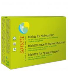 Sonett Vaatwasmachine tablet 25 stuks | € 5.57 | Superfoodstore.nl