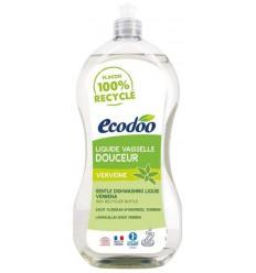 Ecodoo Afwasmiddel vloeibaar zacht verbena 500 ml |