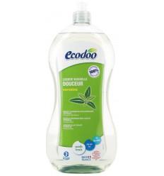 Ecodoo Afwasmiddel vloeibaar zacht verbena 1 liter |
