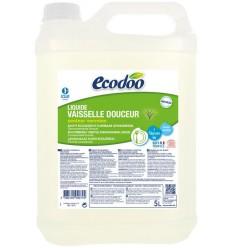 Ecodoo Afwasmiddel navul jerrycan 5 liter | € 17.44 | Superfoodstore.nl