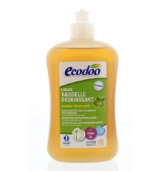 Ecodoo Afwasmiddel vloeibaar ontvettend limoen 500 ml |